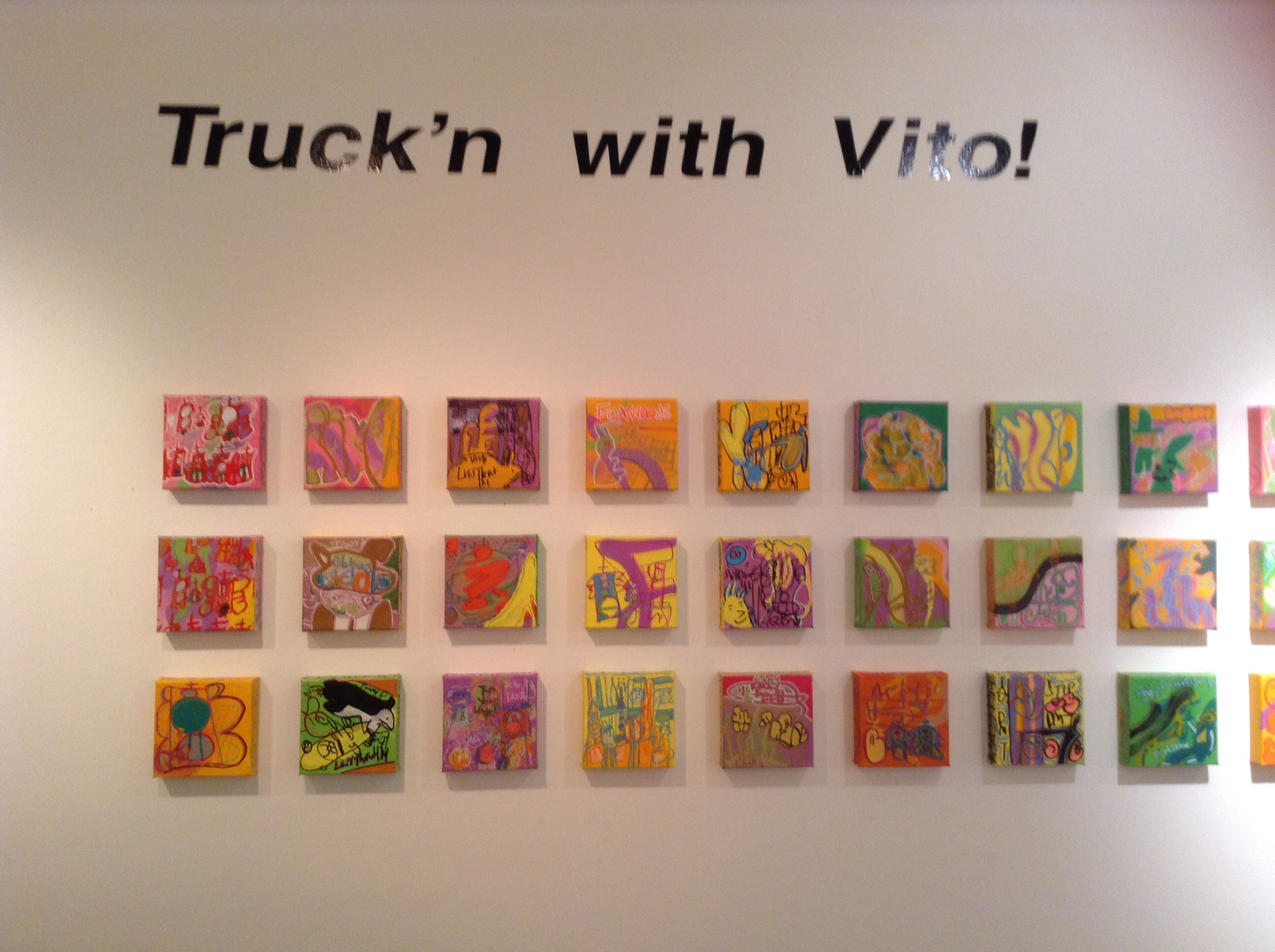 Truck'N With Vito! A Cultural Awareness Campaign