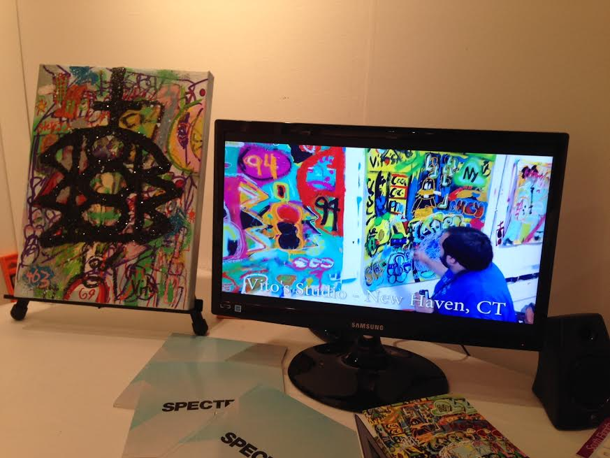 Spectrum Art Fair during Art Basel Miami Beach 2014